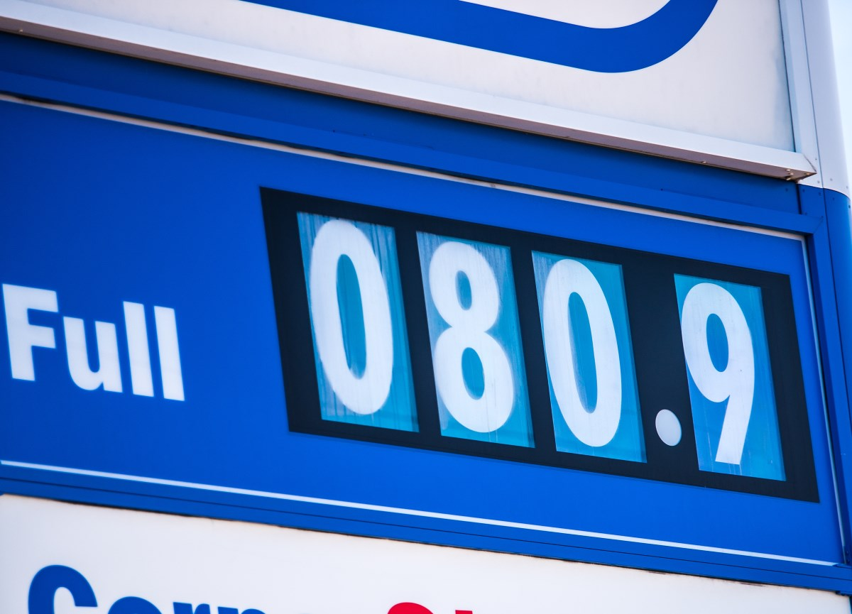 Pump Prices On The Rise At City Stations Buzz Ebrandon Brandon Manitoba S Online Community