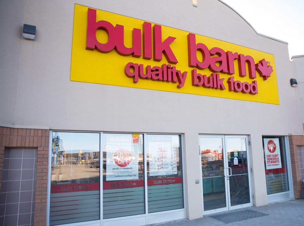 Bulk Barn To Close For Renos April 21 Markdowns Incoming