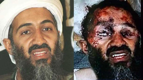 bin laden fake. in laden fake bin laden